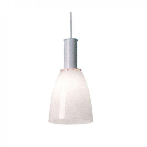 Delray 2340 Aspect Fluorescent Glass Decorative Pendant