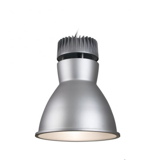 Delray Lighting 7814 / 7810 Rocket II Specular Alzak High Bay Architectural Pendant