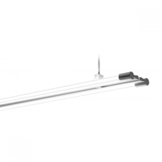 Delray Swing Bare T5 Fluorescent Double Lamp Pendant / Surface Mount Fixture