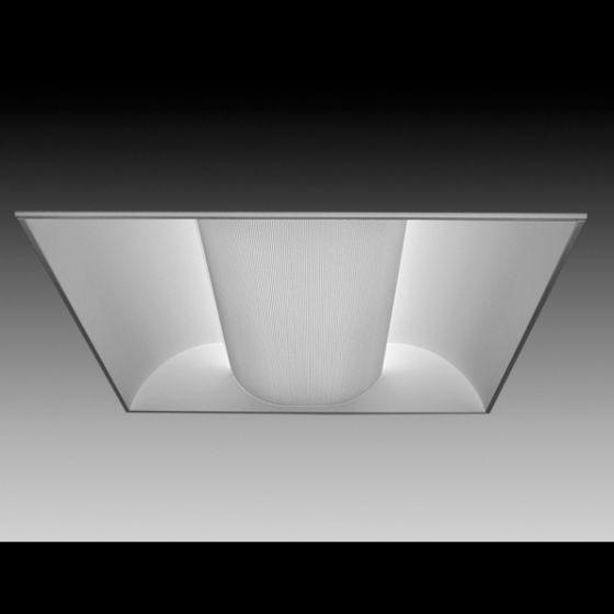 Focal Point Lighting FLUB22B Luna 2x2 Architectural Recessed Fluorescent Fixture