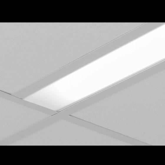 Focal Point Lighting FSM4 Seem 4 Architectural Recessed Fluorescent Fixture