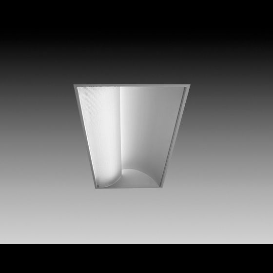 Focal Point Lighting FBX12 Skylite 1 x 2 Architectural Recessed Fluorescent Fixture