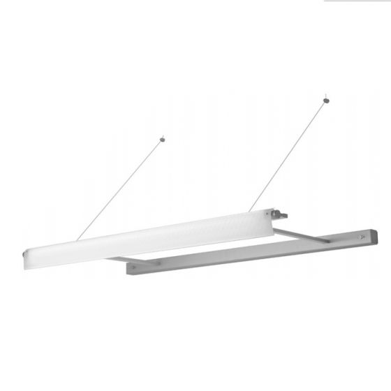 Delray 18 Series Stick T5 Single Lamp Wall Mount Cantilever Light Fixture