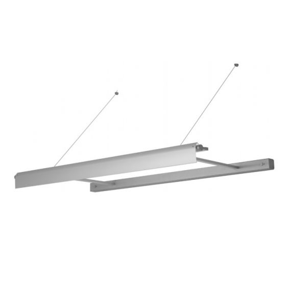 Delray 19 Series Stick T5 Single Lamp Wall Mount Cantilever Light Fixture