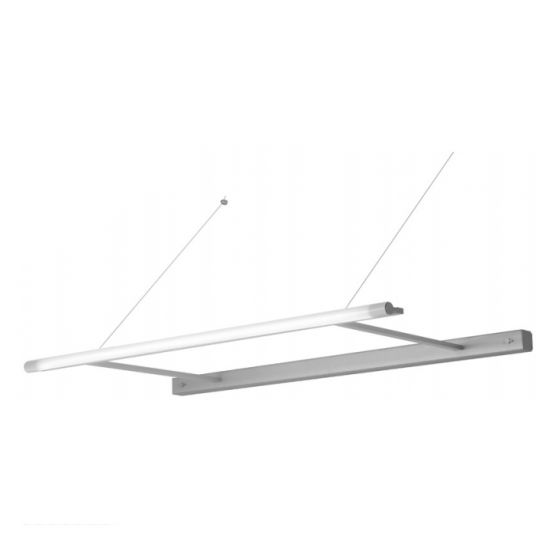 Delray 21 Series Stick T5 Single Lamp Wall Mount Cantilever Light Fixture