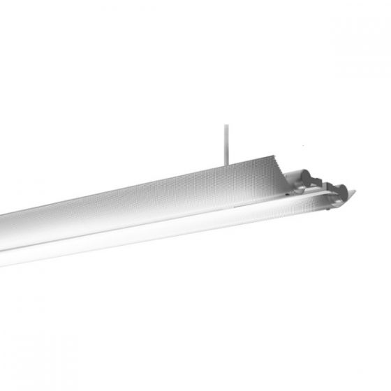 Delray Swing 18 Series T5 Fluorescent Double Lamp Pendant / Surface Mount Fixture
