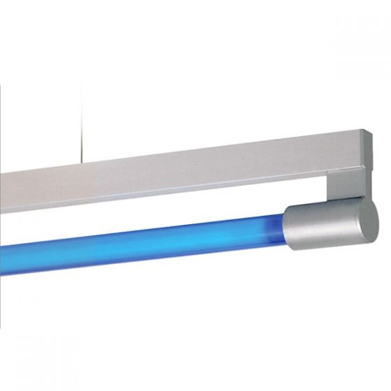 Delray 22 Series Stick T5 Fluorescent Rail Pendant Color Lamp Gels