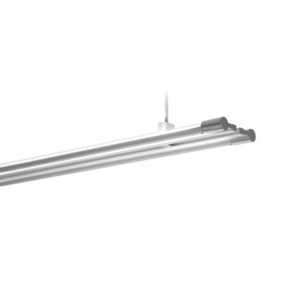 Delray Swing 23 Series T5 Fluorescent Double Lamp Pendant / Surface Mount Fixture