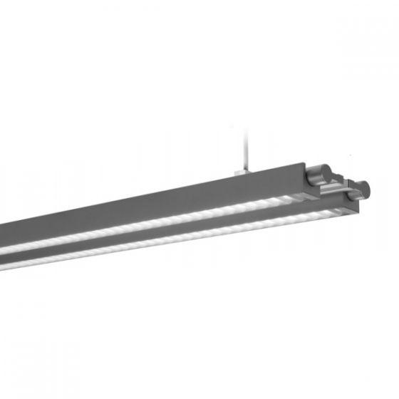 Delray Swing 30 Series T5 Fluorescent Double Lamp Pendant / Surface Mount Fixture