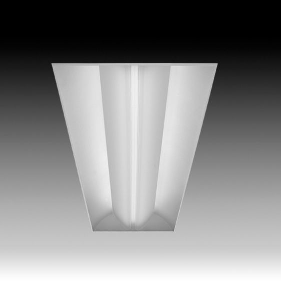 Focal Point Lighting FAR14 Aerion 1x4 Architectural Recessed Fluorescent Fixture