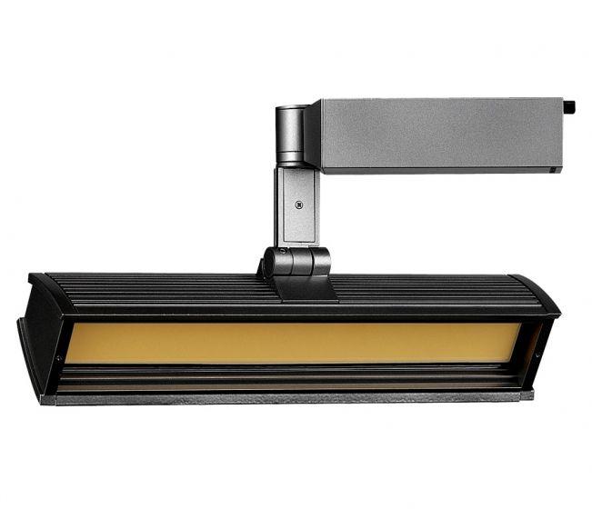 Lightolier Alcyon LED Track Light - Flood 2700K Warm White Light Color LLF27