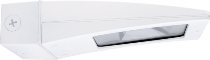 RAB LED 13 Watt 4000K Neutral White LED Wall Pack WPLED13NMS