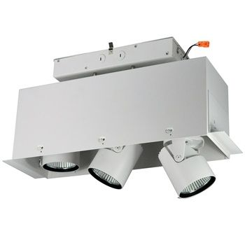 Alcon Lighting 14113 3 Pull Down Architectural Led Adjustable 3