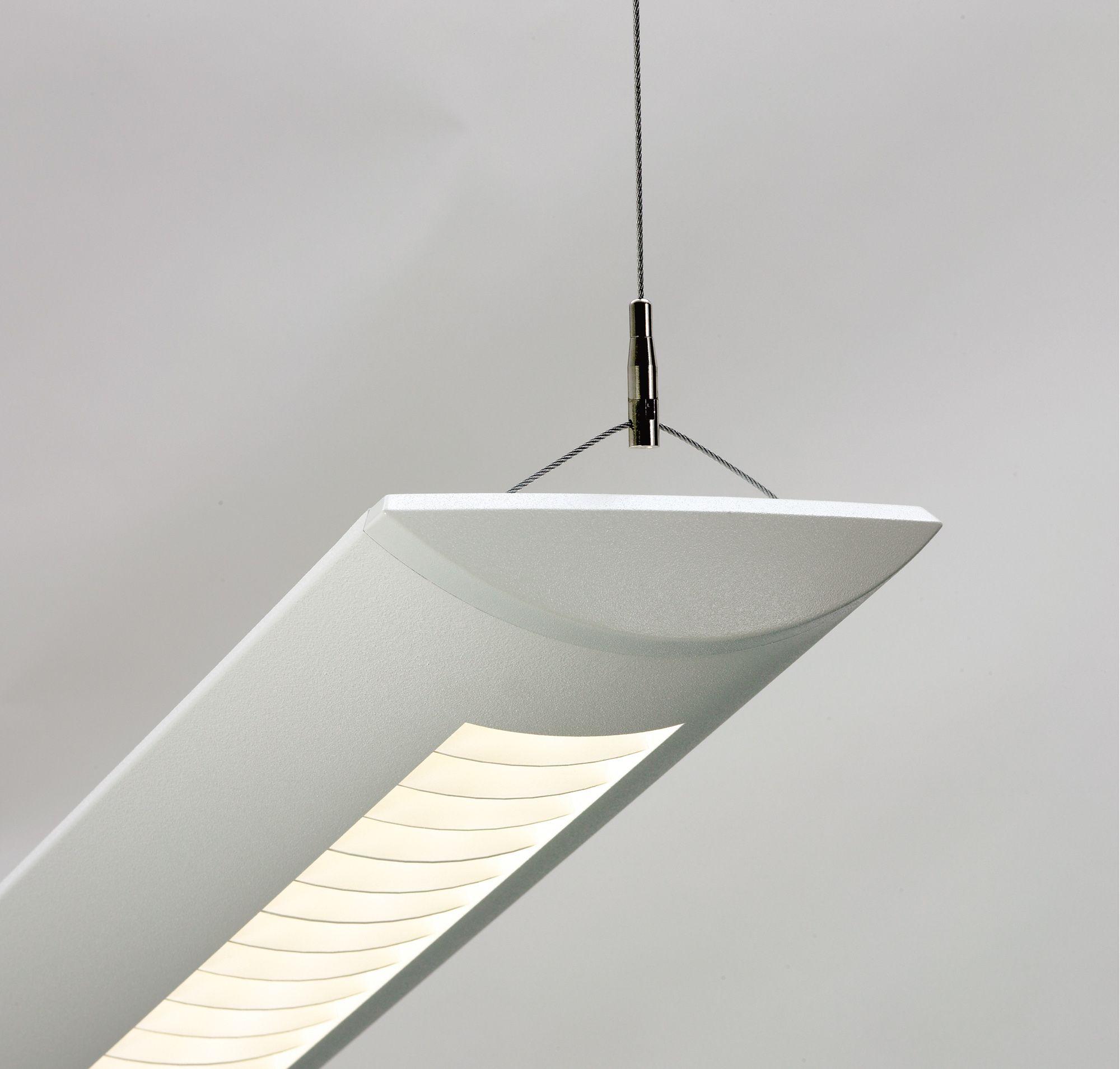 Litecontrol Arcos Indirectdirect Suspended Linear Fluorescent Pendant