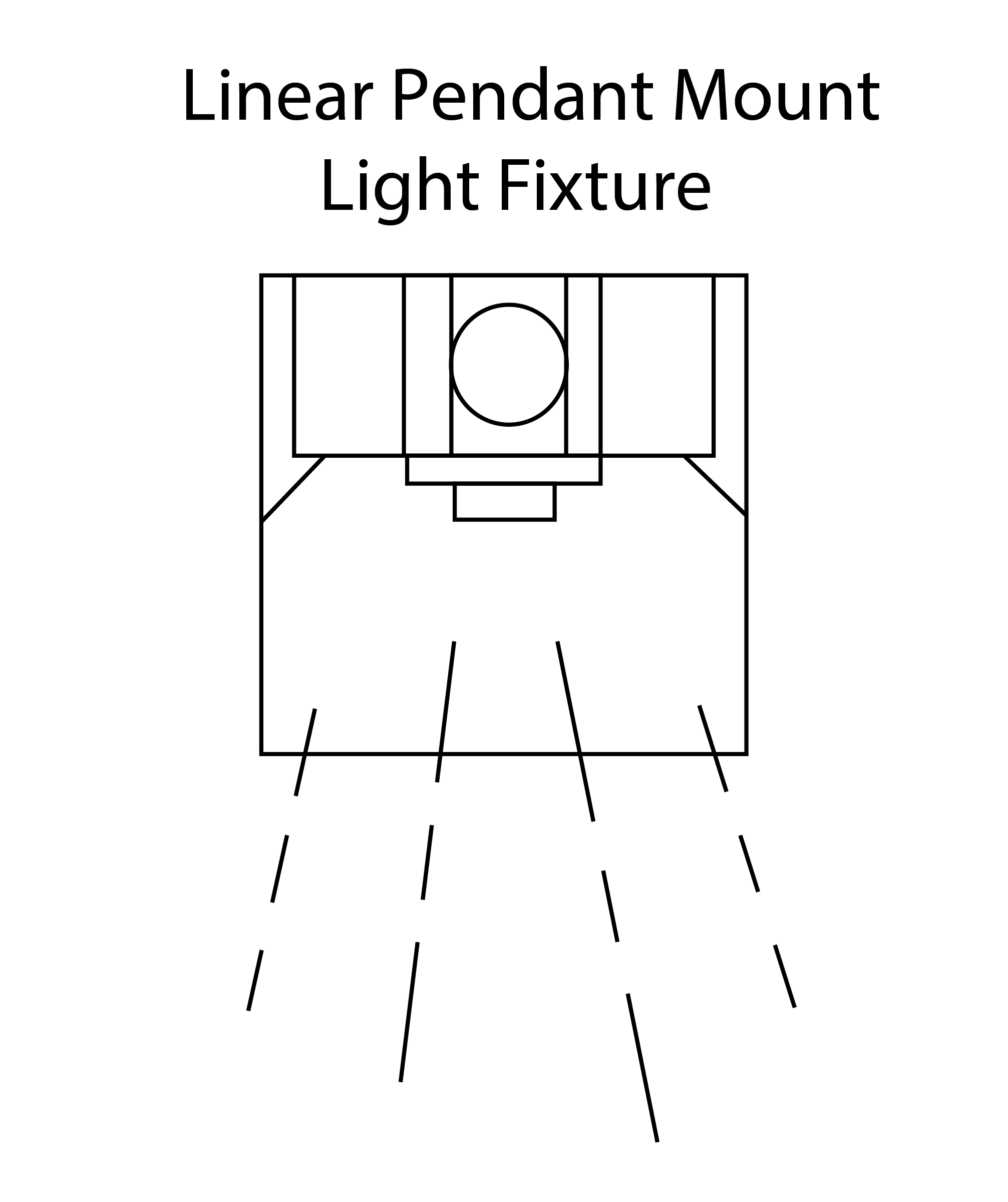 Alcon Lighting 12145 4 I253 Series Architectural Led 4 Foot Linear