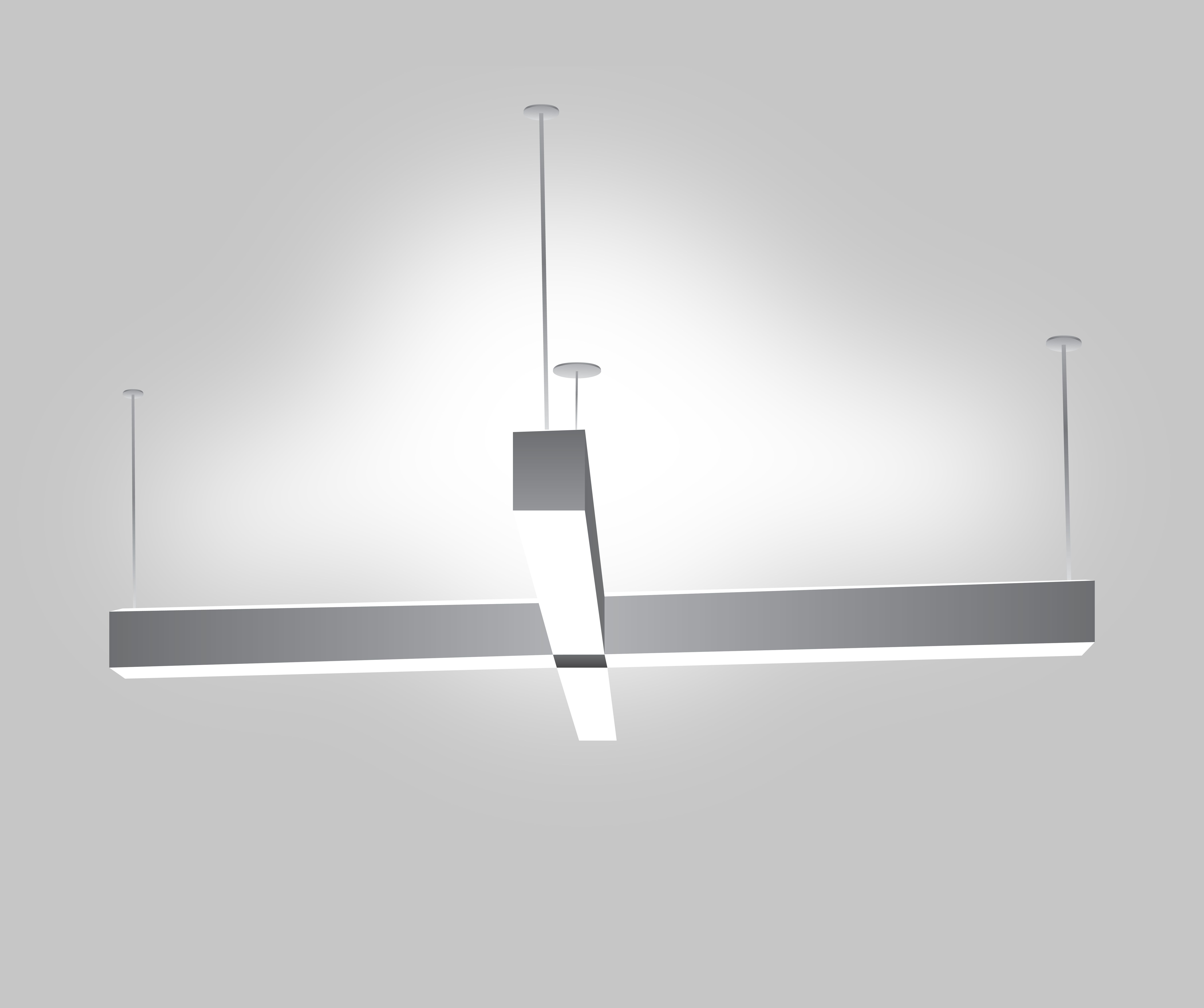 Linear Suspended Lighting