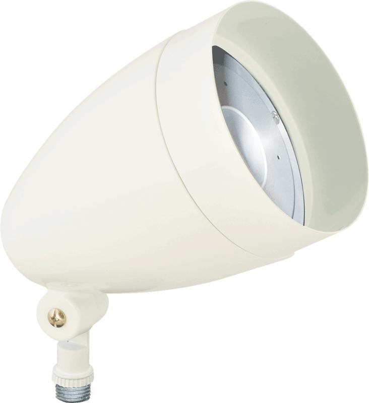 Rab Led Space Light: RAB 10 Watt LED Outdoor Floodight Fixture HBLED10