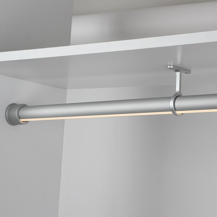 Alcon Lighting 14205 Regal LED Lighted Closet Rod Direct Light Fixture