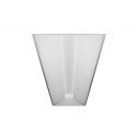 Alcon Lighting 14080 Prestige Architectural LED 1x4 Recessed Side Basket Direct Light Troffer