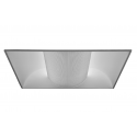 Alcon Lighting 14001 Elite Architectural LED 2x2 Recessed Center Basket Perforated Direct Light Troffer