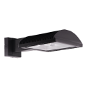 RAB WPLED4T125 125 Watt LED Outdoor Wall Pack Fixture Type 4 Distribution