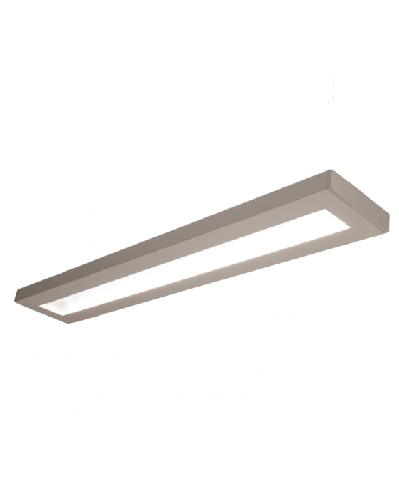 Alcon Lighting 11160-4 NLW Architectural LED 4 Foot Linear Wall Mount Direct/Indirect Light Fixture
