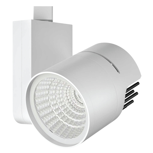 Alcon lighting 13124 sinch architectural led cylinder track light alcon lighting 13121 vivid architectural led track light or monopoint fixture aloadofball Images