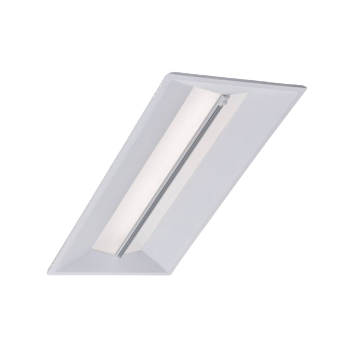 Commercial LED Troffers | LED Lay-In Panel Troffers | 1X4 LED ...