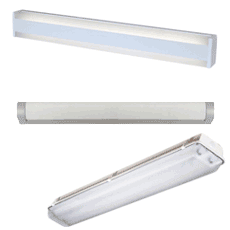 Linear Ceiling Mount Fixtures